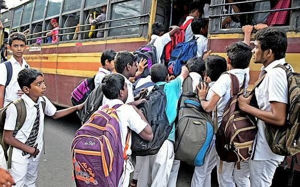 BMC students yet to be issued free bus passes