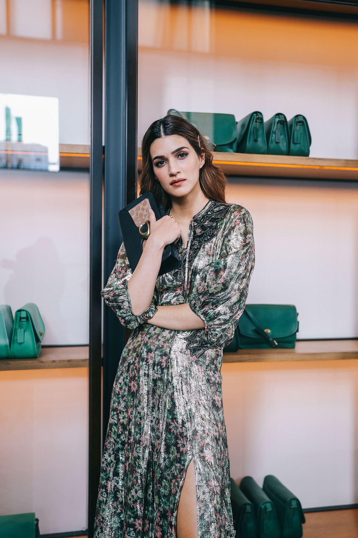 In Pics: Kriti Sanon spotted at NYFW Coach Spring Summer 2020 Show