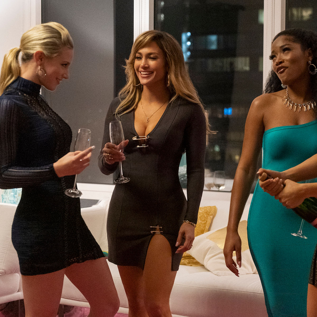 Film Review: Hustlers; Steamy and raunchy