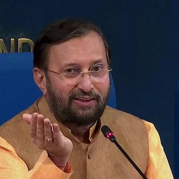 'Where does BJP find these gems?': Twitter trolls Javadekar for saying 'pollution doesn't shorten life'
