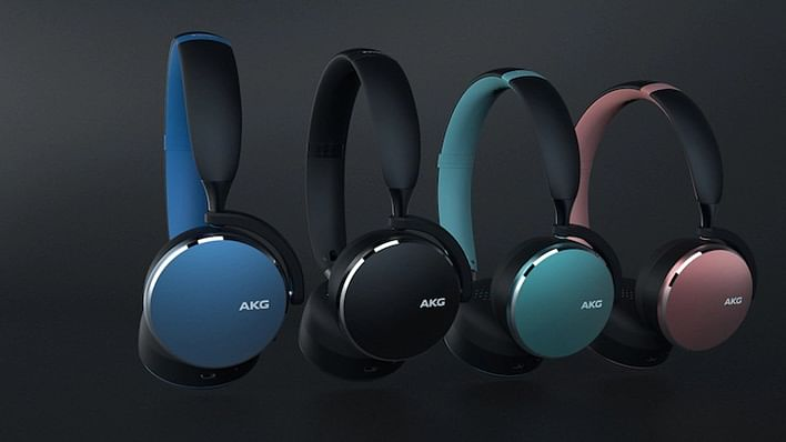 Samsung launches four new AKG headphones in India