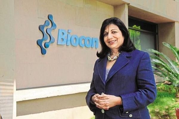 It's a truce says, Biocon chief Kiran Mazumdar Shaw