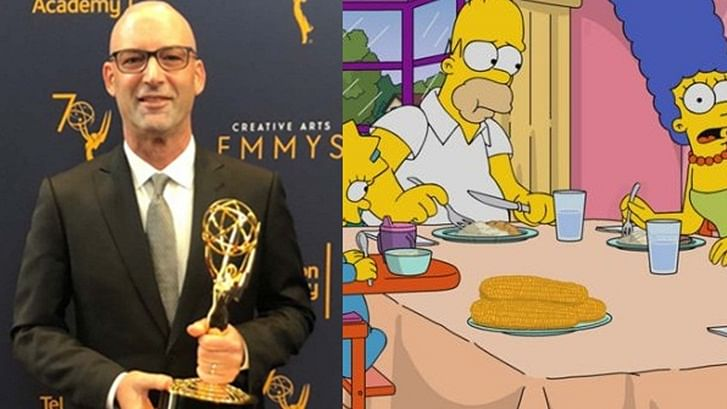 Producer of 'The Simpsons' J. Michael Mendel dies at 54