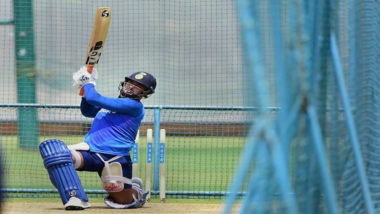 India grooming backups for Rishabh Pant across formats: MSK Prasad