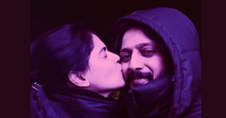 Marjaavaan: Good or bad, Riteish will always have wife Genelia's heart