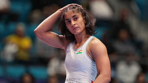 'Kindly get the facts straight': Wrestler Vinesh Phogat's 'humble request' to mediapersons