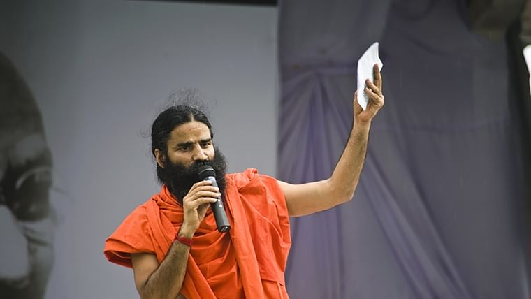 'Swadeshi apnao, desh bachao': Swami Ramdev hits out at Dettol for selling sanitisers at higher prices than Patanjali