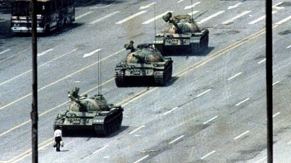 Tiananmen Square 'Tank Man' photographer passes away