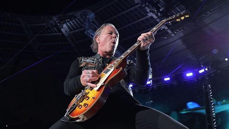 We are truly sorry: Metallica postpones tour after James Hetfield relapses and enters rehab
