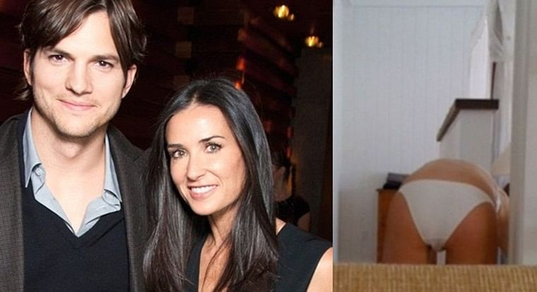 It was really just shaming: Demi Moore on Ashton Kutcher sharing picture of her bum
