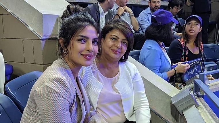 Priyanka Chopra, and mom Madhu cheer for Serena Williams' 100th win at US Open 2019