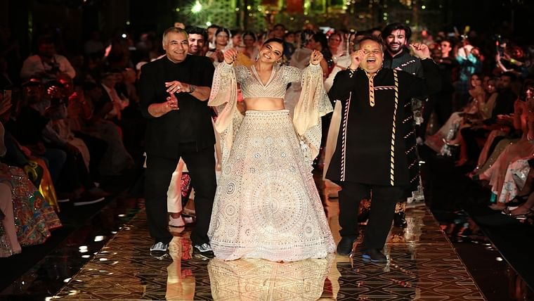 Ramping it up with fashion and food galore among Bollywood stars