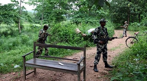 Maharashtra: Unprecedented security in Gadchiroli