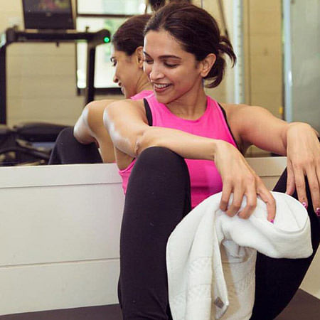 Deepika Padukone's latest workout video is all the motivation you need this weekend
