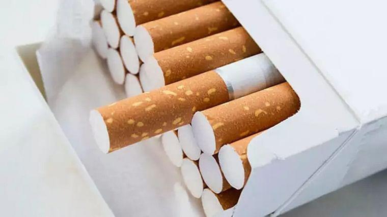 Cigarette manufacturers' shares surge after government bans e-cigarettes