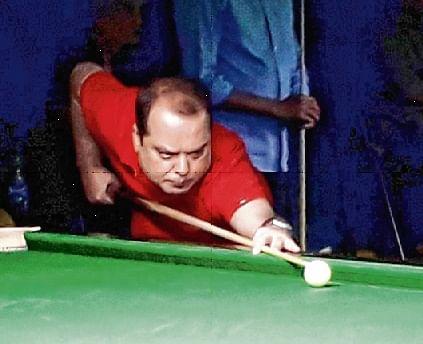 Snooker & Billiards: Seasoned Sarang Shroff cruises