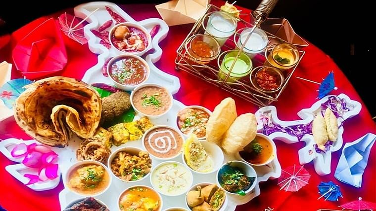 The 'Article 370' thali.