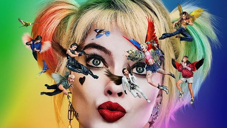 'Birds of Prey' features Margot Robbie as Harley Quinn in first look