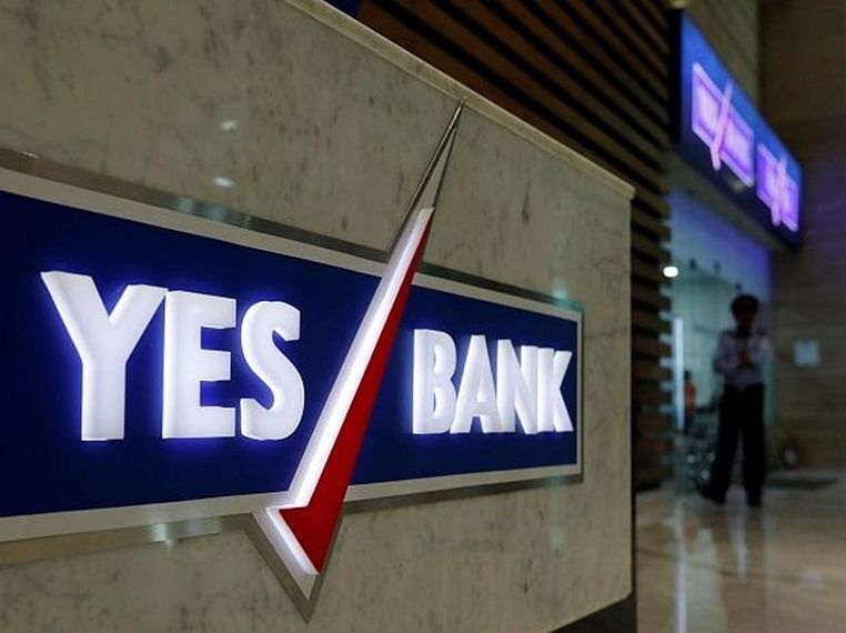 Yes Bank shares