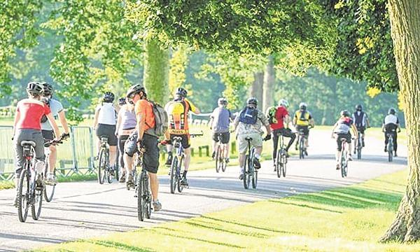 MMRDA plans bicycle service at BKC, Kurla, Bandra stations