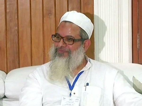 Mahmood Madani, General Secretary of Jamiat Ulema-e-Hind