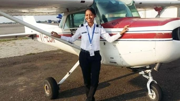 23-year old tribal woman becomes first female pilot from Malkangiri district