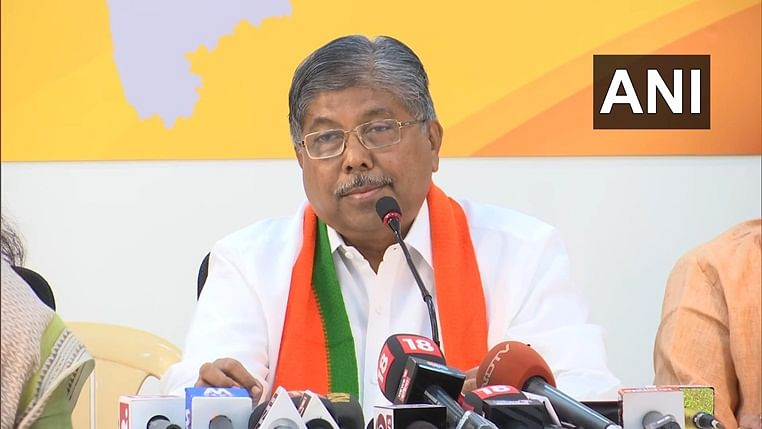 Alliance would get 220 seats: Chandrakant Patil