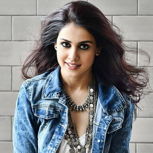 Watch: Actress Genelia Deshmukh happily grooves to Baahubali's 'Manhohari'