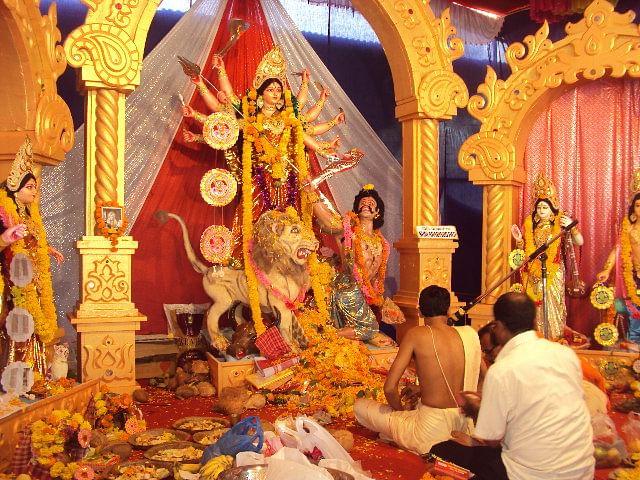 Mumbai: BMC asks Navratri mandals to arrange online 'darshan' of idols