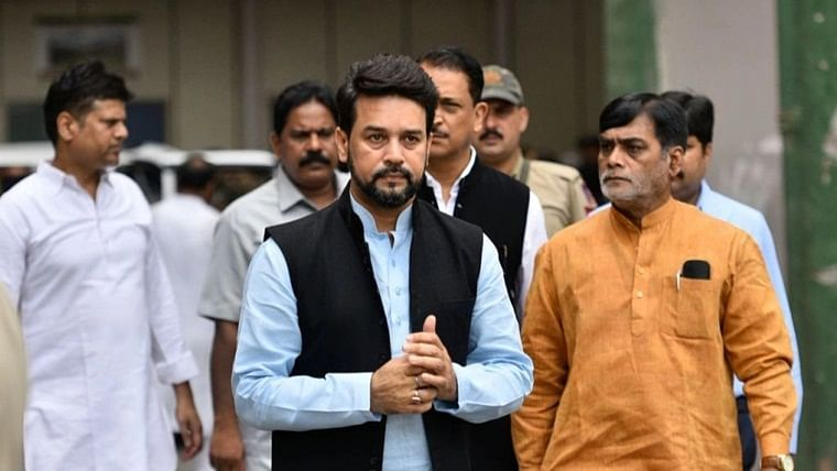 'Wonder if they think about India's interests': Anurag Thakur slams Mamata Banerjee over Chandrayaan-2 remark