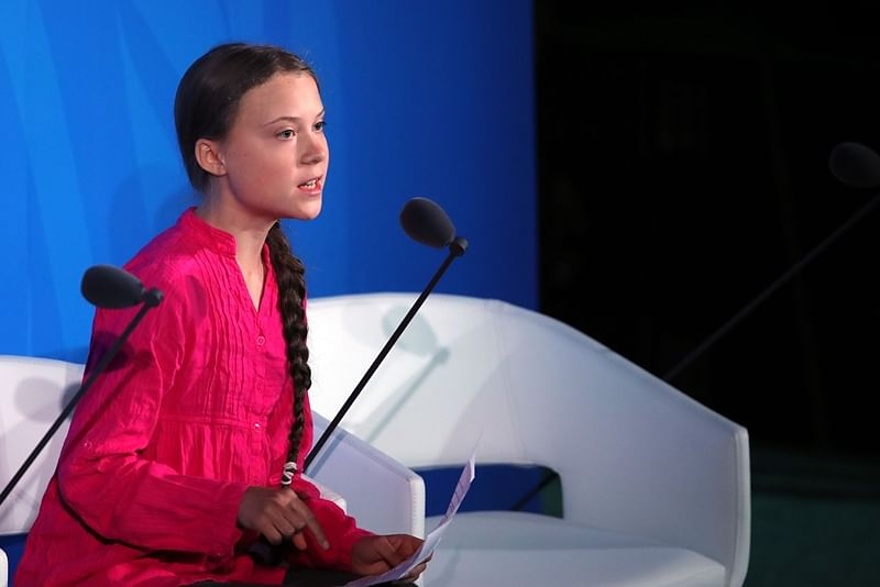 How dare you? : Greta Thunberg to world leaders at UN Climate Summit