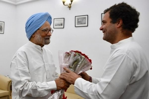 Congress, Rahul Gandhi heap praises on Manmohan Singh on his birthday