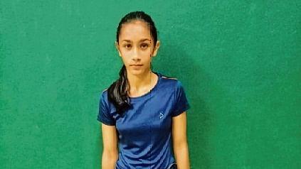 Rishika Goyal advances in MSSA Inter-School Badminton Championship