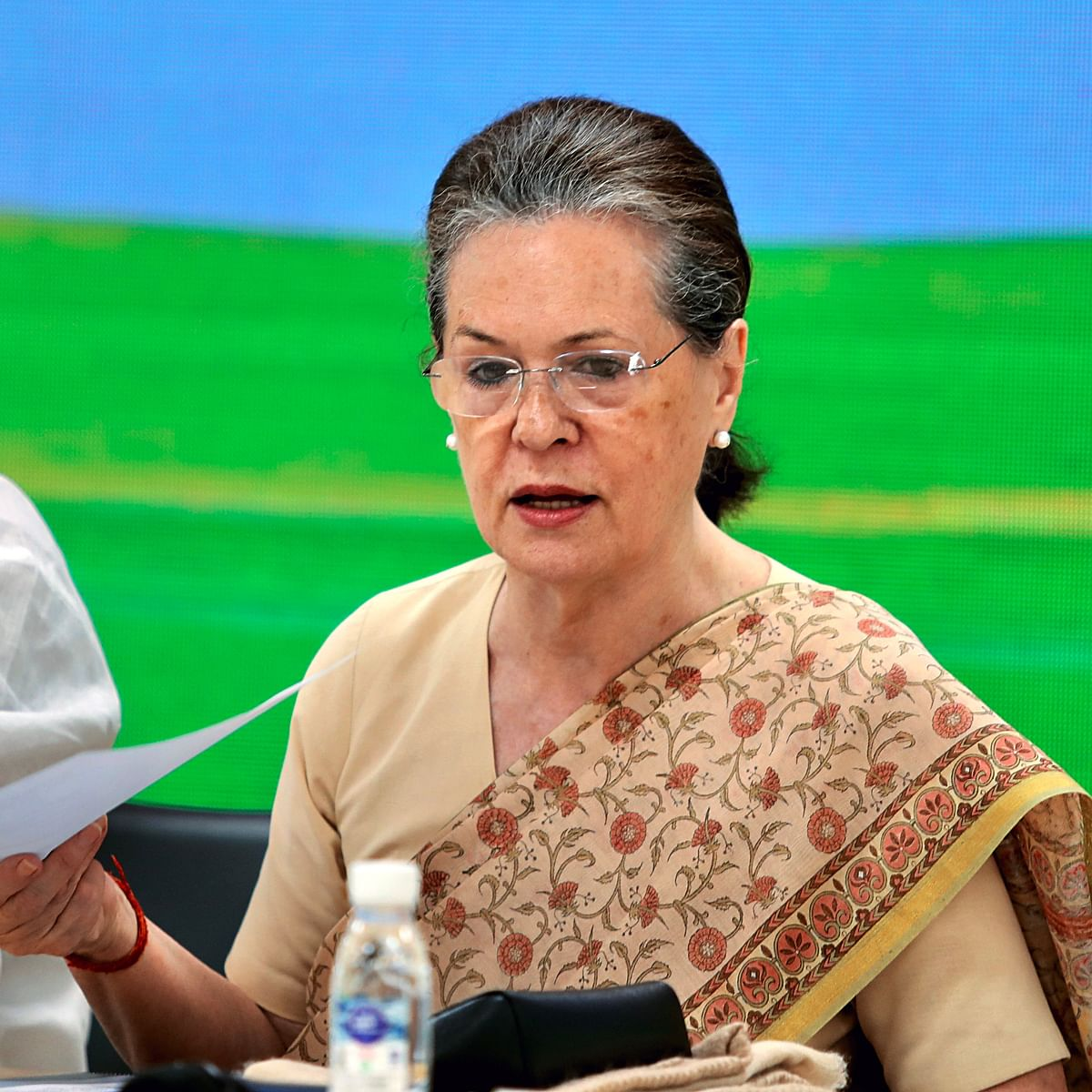 Sonia Gandhi discharged from Ganga Ram hospital