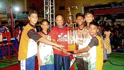 Mumbai athletes shine at nationals