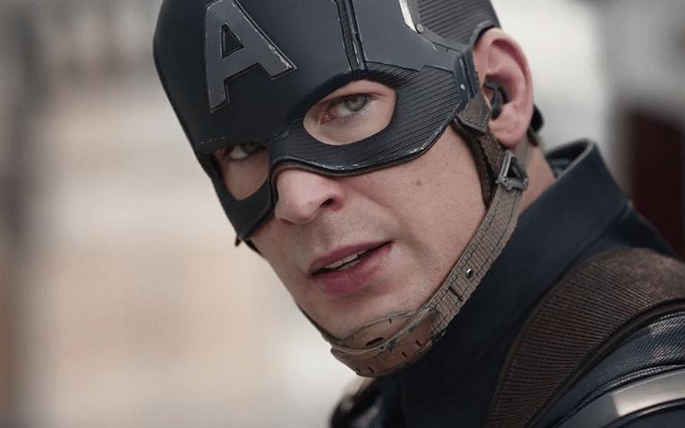 4. Chris Evans- Captain America: 50 Million USD