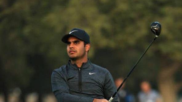 Indian golfer Shubhankar Sharma