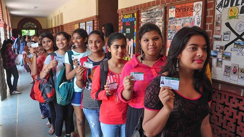 Voting for DUSU election underway, NSUI candidate detained