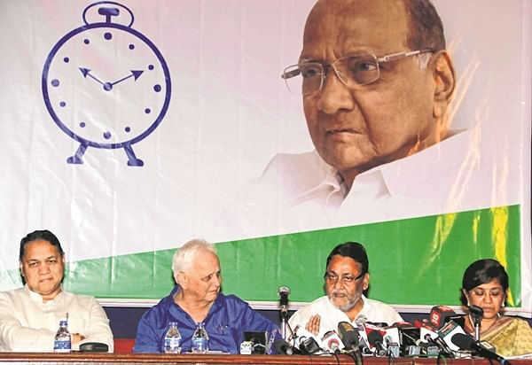 Refrain from releasing your manifesto: Congress to NCP