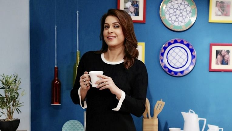 Amrita Raichand: My favourite author is Chetan Bhagat because his books speak of today's young India