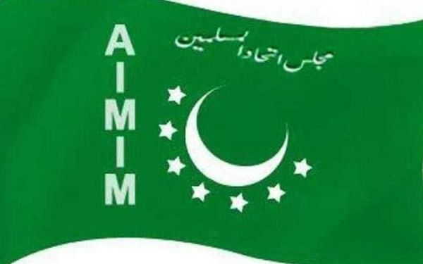 AIMIM candidate to support AAP, backs out