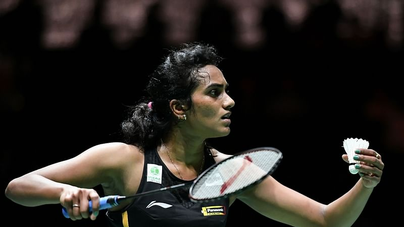 World Badminton Champion P.V. Sindhu
