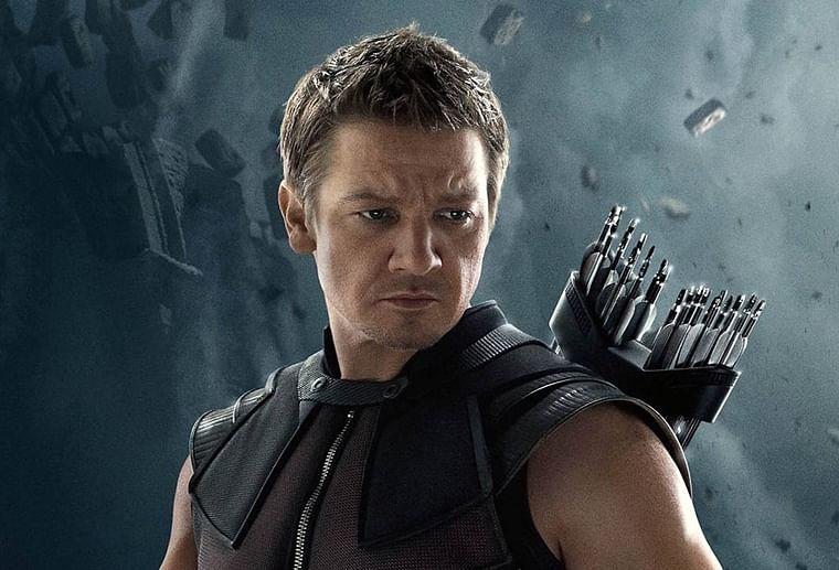 5. Jeremy Renner- Hawkeye: 50 Million USD