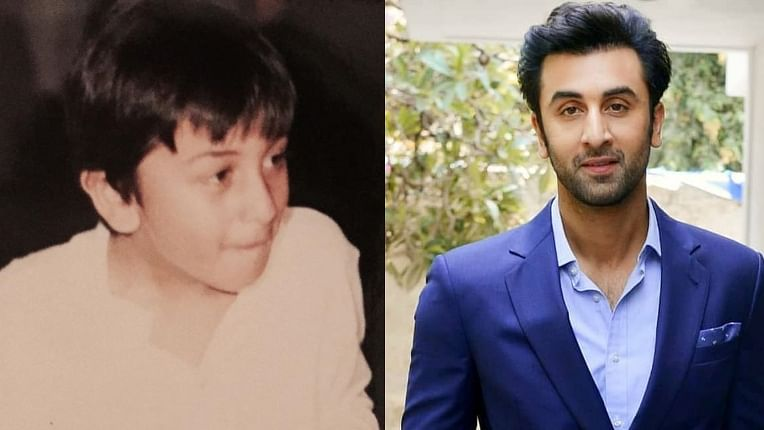 Neetu Kapoor wishes Ranbir Kapoor with unseen pictures on his 37th birthday