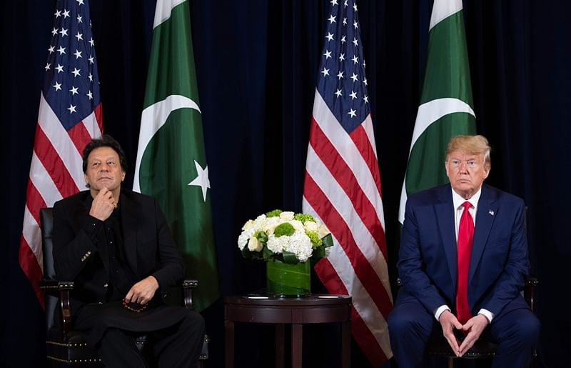 It's unfair I never got Nobel peace prize: Donald Trump during bilateral meet with Imran Khan