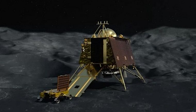 Chandrayaan 2 Landing: Modi Moonwalk, The descent into history