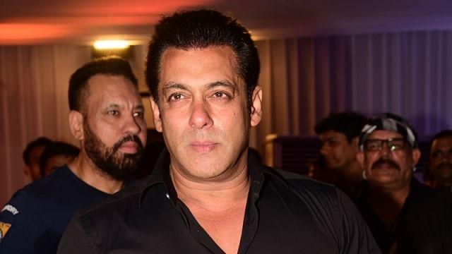 Mumbai court asks police to probe journalist's assault charge against Salman Khan