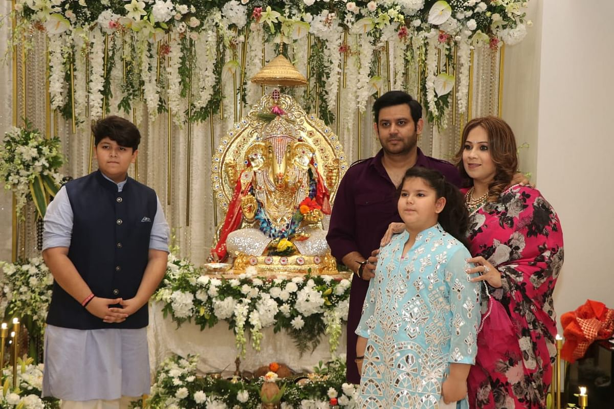 Shilpa Shetty, Kartik Aaryan and more B-Town celebs welcome 'Bappa'