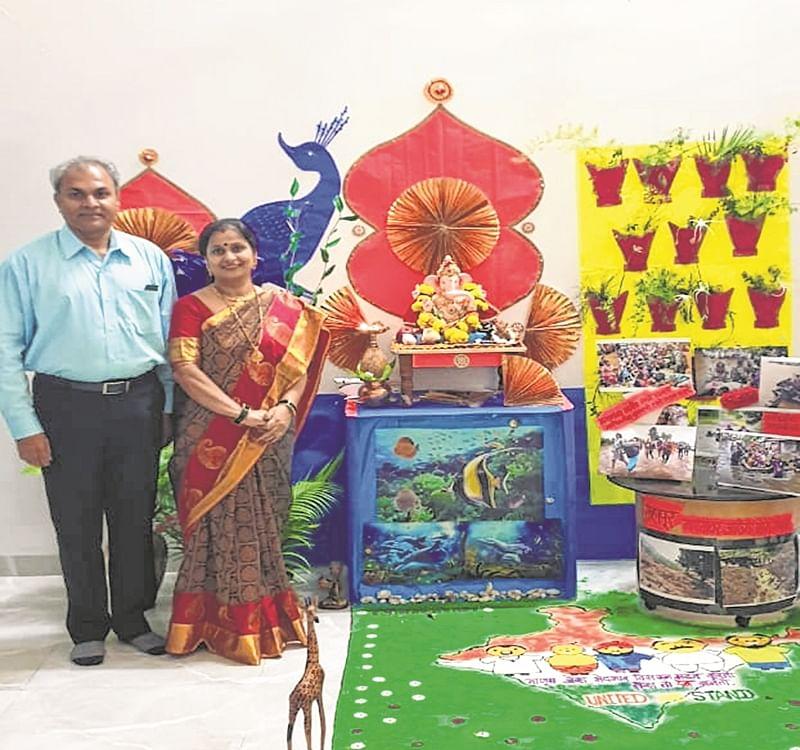 Mumbai: Karad's Bappa appeals to 'unite & not divide'