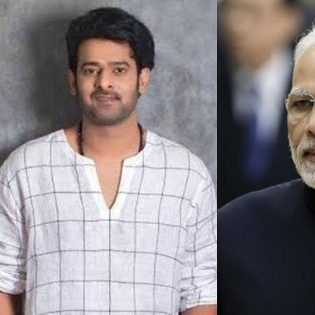 Prabhas to launch first look from movie 'Mann Bairagi' based on PM Narendra Modi